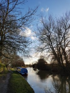 Winter Grand Union canal with Boutique Narrowboats holidays 2